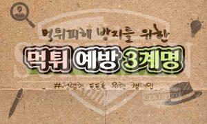 먹튀 피해 방지를 위한 [먹튀 예방 3계명] 청렴한 토토를 위한 캠페인